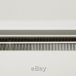 Fahrenheat 46 in. 1,000-Watt Electric Hydronic Baseboard Heater 240-volt White