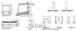 Fahrenheat PLF1004 Hydronic Baseboard Heater46-InchNavajo White240-volt1000-Watt