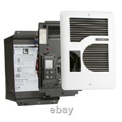 Fan Heater EnergyPlus Durable 1600-Watt 120/240-Volt (4-in L x 12-in H Grille)