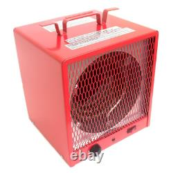Garage Heater Built-in Thermostat Control Portable Workshop 5600 Watt 240Volt