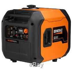 Generac iQ3500 120-Volt 3,500-Watt OHV Electric/Recoil Start Inverter 7127