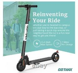 GoTrax 200 Watts 36 Volts Electric Scooter Black