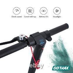GoTrax 250 Watts 36 Volts Electric Scooter Black