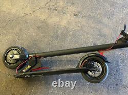 GoTrax GXL 250 Watts 36 Volts Electric Scooter Black