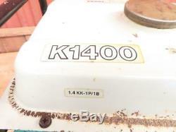 Good Running Onan Power Wxpress K1400 Gas Electric Generator 120 Volt 1400 Watt