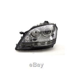 Halogen Headlight Set Mercedes W164 M Class Year 05/08- H7/H7 with Motor Bfk