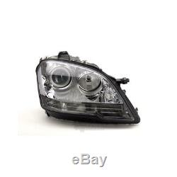 Halogen Headlight Set Mercedes W164 M Class Year 05/08- H7/H7 with Motor Bfk