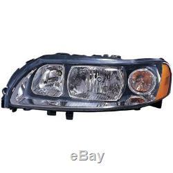 Headlight Left Volvo V70 II P80 11.97-08.07 H7/H9 Incl. Osram D8S