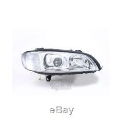 Headlight Right Vauxhall Omega B 09/99-07/03 with Indicator Incl. MO 57198249