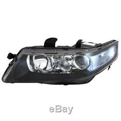 Headlight Set for Honda Accord Year 02.03-06.08 Incl. Osram H1+H1+Engines