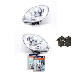 Headlight Set for Renault Kangoo FC0/KC0 with Indicator Incl. MO 57197726