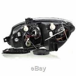 Headlight Set for Seat Altea 03/04- Headlight Incl. Motor Engine