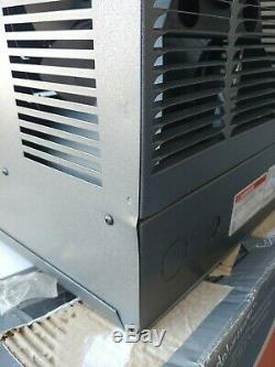 KING 240-Volt 10000-Watt Garage Heater in Gray