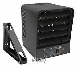 KING GH2410TB 240 Volt 10000 Watt Garage Heater with Bracket and Thermostat 1