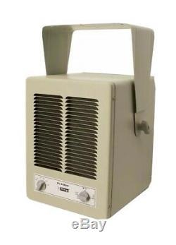 King Electric KBP KBP2704 4000 Watt Electric Single Phase Unit Heater 277 Volts