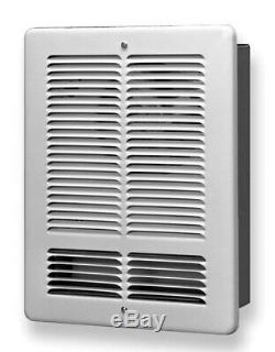 King Electrical W2410 1000 Watt 240 Volt Fan Forced Wall Heat, No W2410