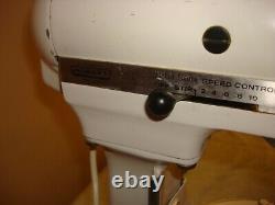 KitchenAid Hobart Mixer 300 Watts 115 volts Listed 775a Many Extras