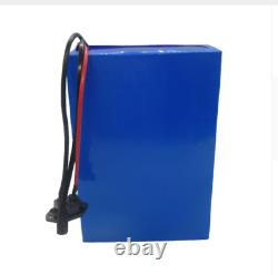 Lithium Battery 17AH 72V Volt Bicycle E Bike Electric Li-ion Scooter Car Watt
