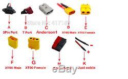 Lithium Battery 60AH 48V Volt Rechargeable Bicycle E Bike Electric Li-ion Watt