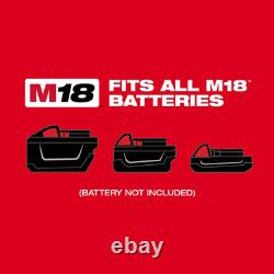 M18 18-Volt Lithium-Ion 175-Watt Powered Compact Inverter for M18 Batteries Too