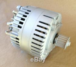 MANTA-3 3 Phase Electric Power Generator 12, 24, 48 Volt AC 3500 Watt WithPULLEY
