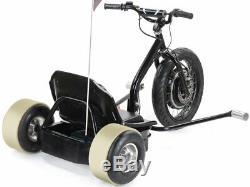 MT-Drifter 500 Watt Electric Drift Trike BMX 48 Volt MotoTec Hub Motor 13 and Up