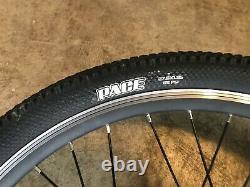 MXUS Electric Bike Motor Wheel, 48 Volt 500 Watt 27.5 inch, Waterproof Connector