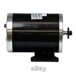 Monster Motion 36 Volt 1000 Watt MY1020 Electric Motor with 11 Tooth 8 mm 05T