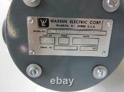 NEW! Warren Electric 300-XCF-9-230-25SS-LTY3/B 230Volt 9000Watts 450PSIG