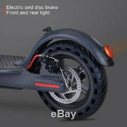 New Electric Scooter 350 Watt 36 Volt with 10.5 ApH Battery and 8.5 Inch Wheels