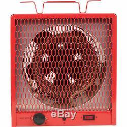 ProFusion Heat Industrial Fan-Forced Heater- 5600 Watts, 19,000 BTU, 240 Volt