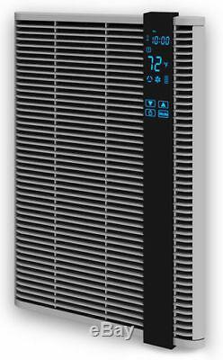 Qmark HT2024SS Smart Series Digital Wall Heater 2000 watts 240 volts