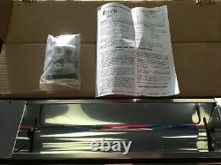 RPH-240-A-RED Fostoria Infrared Patio Heater 1600 Watts 240 Volts NEW