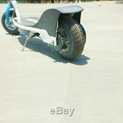 Razor E300 24 Volt Electric 250-Watt Motorized Scooter White/Blue