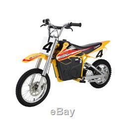 Razor MX650 Dirt Rocket High Torque 36 Volt 650 Watt Electric Motorcycle Bike