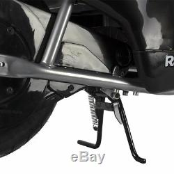 Razor Pocket Mod Miniature Euro 24 Volt 250 Watt Electric Retro Scooter, Black
