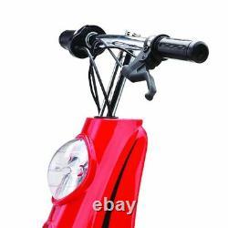 Razor Pocket Mod Miniature Euro 24 Volt 250 Watt Electric Retro Scooter, Red