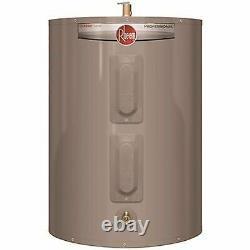 Rheem 28 Gallon Short Electric Water Heater 30H x 23W 240-Volt VAC 4500-Watt