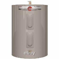 Rheem Water Heater 31.5H x 23W Electric 38 Gallon 4500 Watt 208 Volt