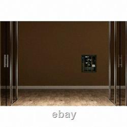 SSHO Smart Series Digital Wall Heater, 4,000 Watts 208 Volt (Bronze)