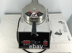 STAR Single 7 Round Regular Waffle Baker SWB7R1E 120 Volt 900 Watts number 1