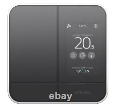 STELPRO MAESTRO SMC402AD 4000 Watt 240 Volt Black Smart Controller Thermostat