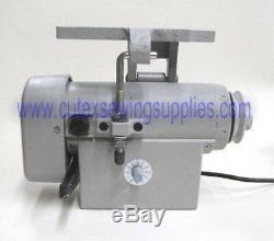 Sewing Machine Electric Servo Motor Adjustable Speed 110volt 550 Watt