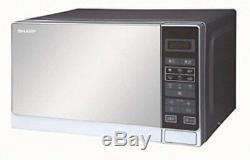 Sharp R-20 MT(S) 800 Watt Microwave Oven 20L 220V (Not For Usa) 220 Volt 50hz
