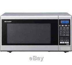 Sharp R-269 800 Watt Microwave Oven 22L 220V (Not For Usa) 220 Volt 50hz