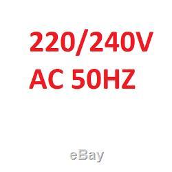 Sharp R-340R(W) 1100 Watt Microwave Oven, 32 L, 220V (Not For Usa) 220 Volt 50hz