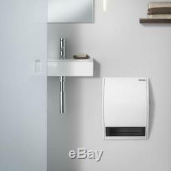 Stiebel Eltron 074057 240-Volt 2000-Watts Wall Mounted Electric Fan White