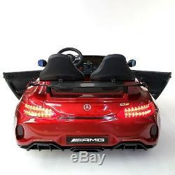 Super Car XXL Panamera Kids Electric Ride On Car 24volt 180 Watt Brushless Motor