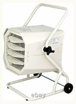 TLM Dr. Infrared Heater DR-910M 10000-Watt 240-Volt Heavy-Duty Hardwired Shop Ga