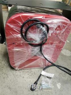 The Hot One 4000-Watt 240-Volt Electric Garage Portable Heater